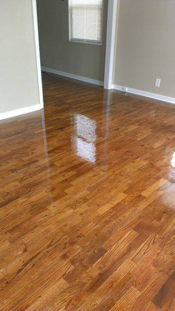 Buff And Re Coat Hardwood Floors Kansas City J And J Hardwood Floor