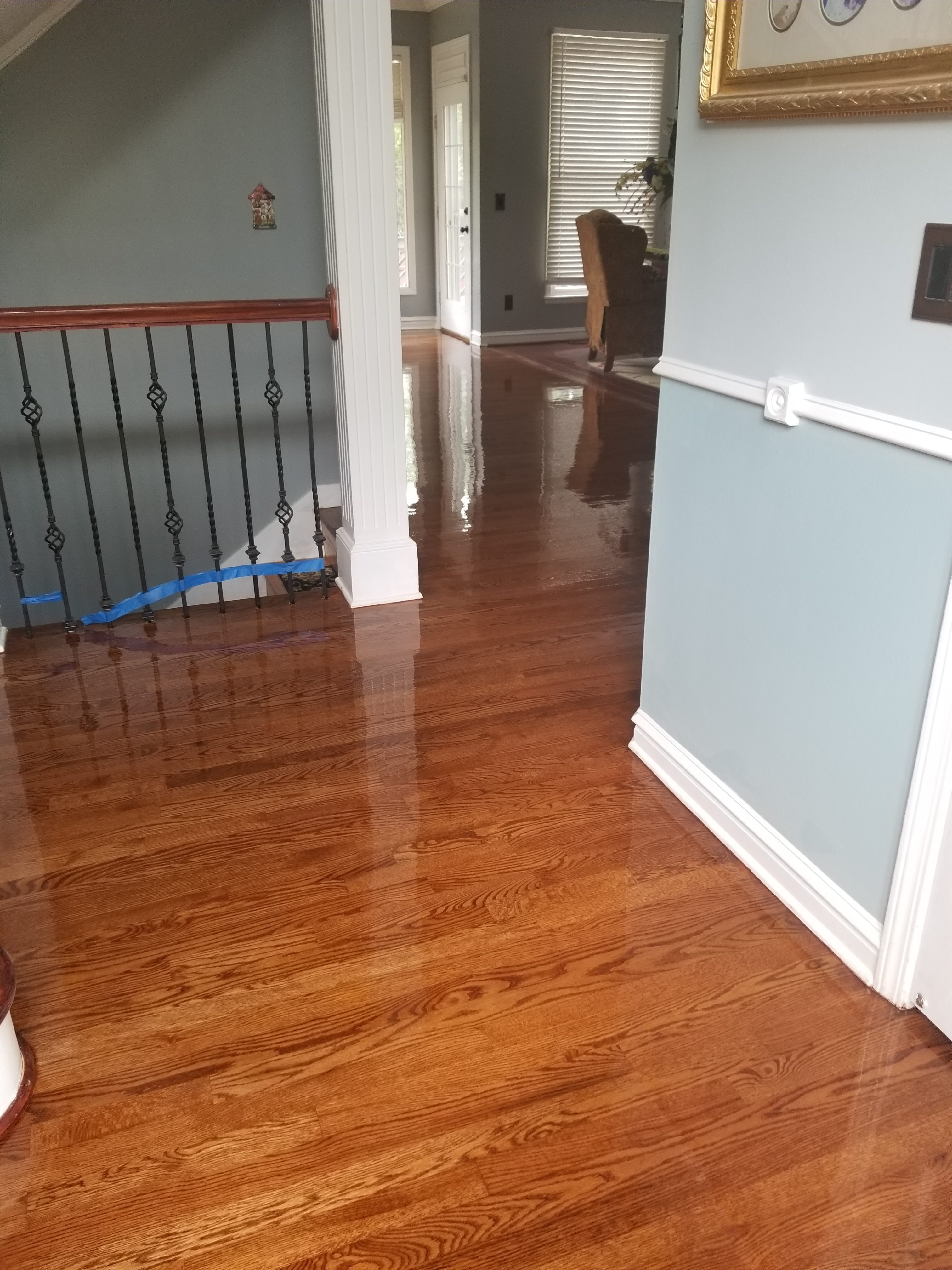 Sanding J And J Hardwood Flooring