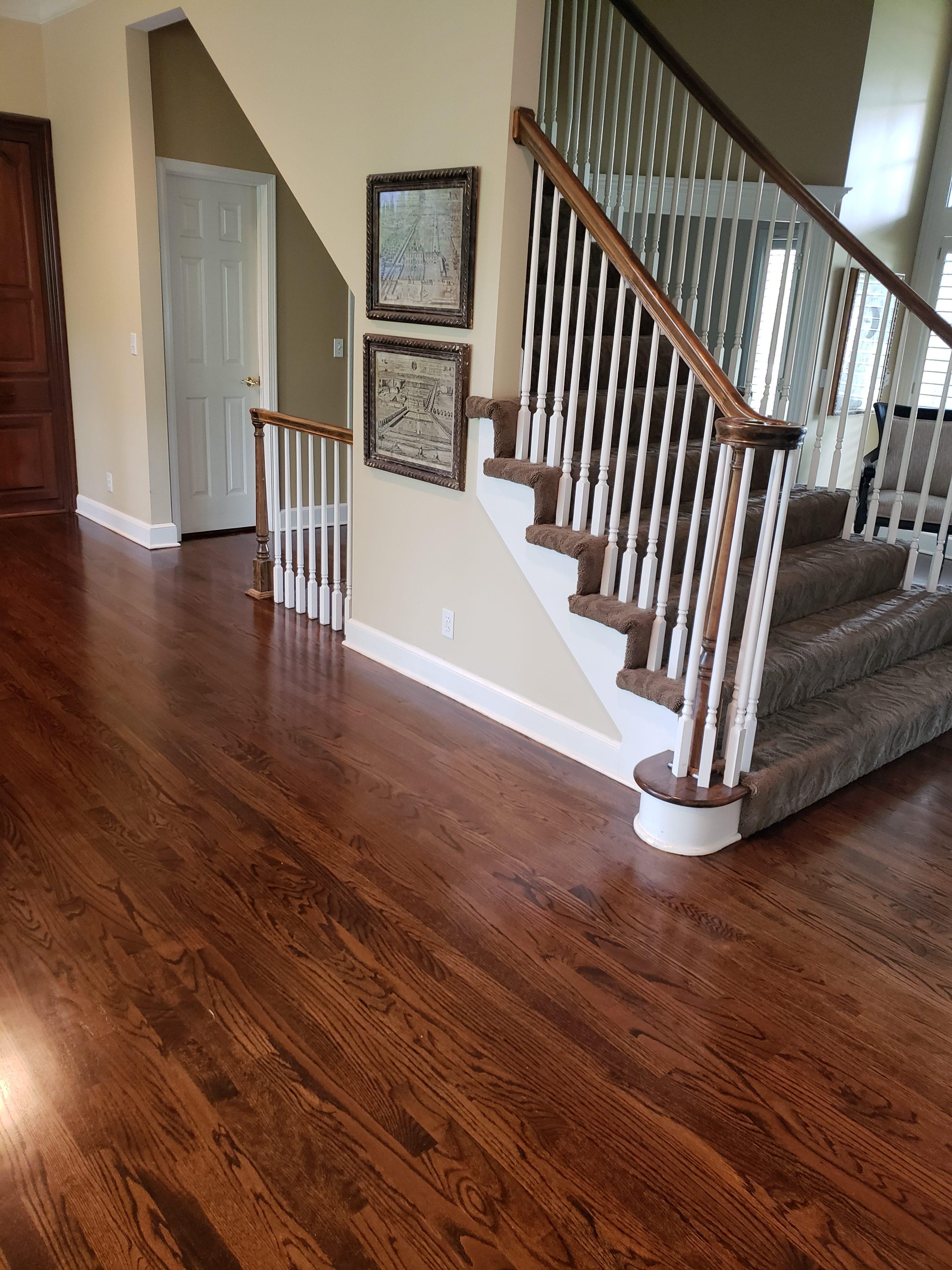 Hardwood Flooring Installation Kansas City J And J
