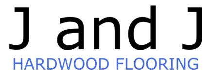 J and J Hardwood Flooring Logo